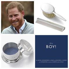 It's a BOY! Congratulations to the Duke and Duchess of Sussex on the safe arrival of their son! We only see Harry announcing the news, and we're anxiously awaiting our first peek at the baby and learning his name. Here are a few things we'd give Baby Boy Sussex.