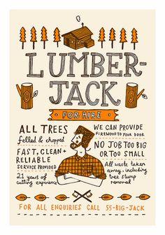My Lumberjack----I Love You <3
