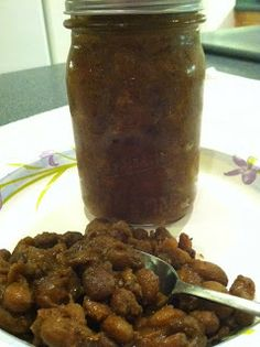 Canning Homemade!: Canning with Bacon - Baked beans