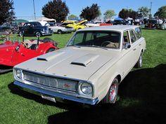 Dodge R/T Dart Wagon!
