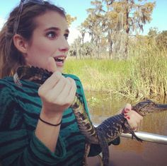 Emma v alligator