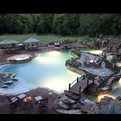 Such an amazing pool