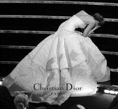 Beautiful dress! It's okay that you tripped, Jenn!