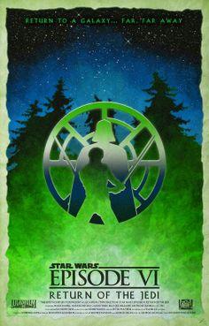 'Original Star Wars Trilogy' // Daniele Rossini.