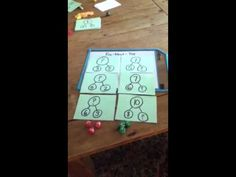 Number Bond Fin-Neat-Toe - YouTube