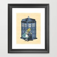 Alice: through the TARDIS