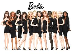 OMG! it's pref night barbie.