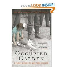 The Occupied Garden is the powerful true story of a market gardener and his fiercely devout wife who were living a simple life in Holland when the Nazis invaded in 1940. During the subsequent occupation, Gerrit and Cor den Hartog struggled to keep their young family from starving and from being broken up in an era of intimidation, disappearances, and bombings -- until one devastating day when they found they were unable to protect their children from the war.