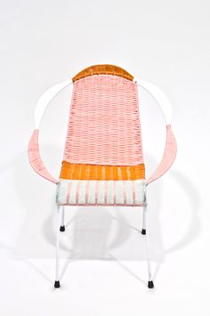 // chair by Marni