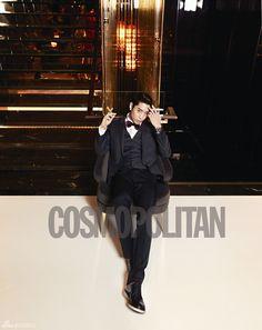 Eric (Shinhwa) for Cosmo