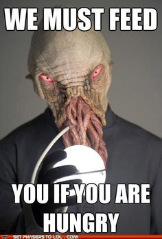 Oh, Ood...