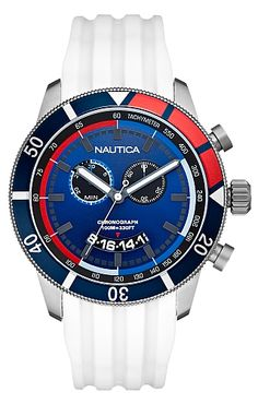 Nautica #watch. #menstyle