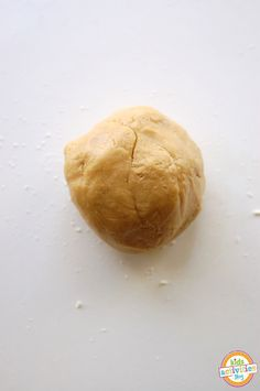 Peanut Butter Play Dough Recipe - Edible Playdough!