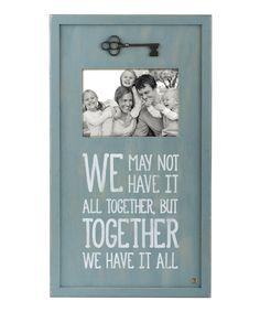'Together' Framed Wall Art