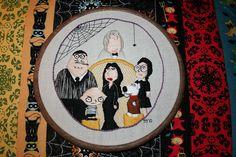 Addams Family Guy