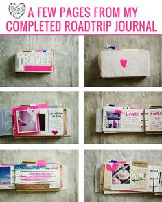 great road trip journal