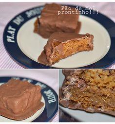 Pão de mel com recheio de doce de leite e Amarula  Receita aqui: http://www.spicyvanilla.com.br/2013/05/pao-de-mel-doce-de-leite-e-amarula/