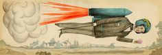 Rocket Man - Jonathan Burton