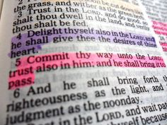 Psalm 37 5  KJV -  quot Delight thyself also in the Lord and He shall give    Uplifting Bible Verses Kjv