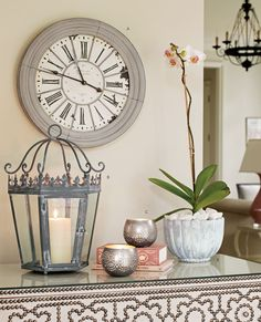 decor, willows, willow house, beach houses, wall clocks, candl, planters, stones, lanterns