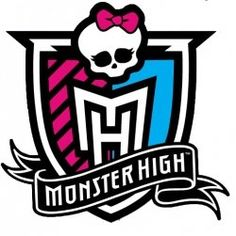 logos, party favors, monster high birthday, birthday parties, birthdays, monsterhigh, rainbow birthday, monsters, spa