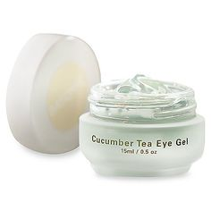 We loved Basq products when we were pregnant, and now they make great products for all women. Ahhhh...cucumber tea eye gel.