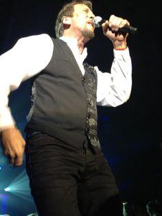 Repinned from Ram Gabriel: Kenny Loggins at Trask Coliseum for Azalea Festival Weekend