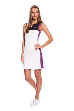 lacoste tennis dress #TennisCouture #TennisFashion