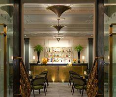 Bar / Lounge at The Pierre © Taj Hotels