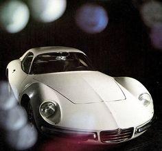 alfa romeo giulia 1600 sport, 1965