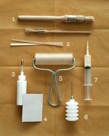 Using Glue - Martha Stewart Home & Garden