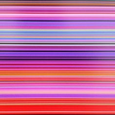 Gerhard Richter Strip Paintings 2012