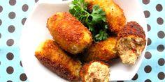 Chicken Croquettes (Croquetas de Pollo)