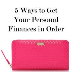 5 Tips For Becoming A Personal Finance Champ #levoleague #finance #articles