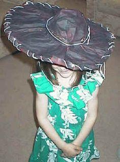 Mexican Sombrero Craft