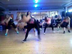 Buraka Som Sistema - Hangover - Dance Fitness choreo