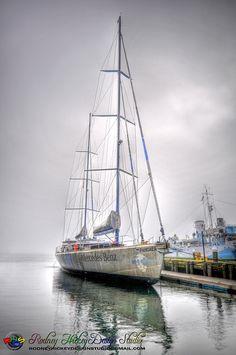 PANGEA Sail Boat by Rodney Hickey Design Studio, via Flickr