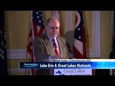 Great Lakes Commission: Joint Session with International Joint Commission (IJC) discussion of Lake Erie ecosystem priority to reduce phosphorus loads and GLC phosphorus task force report results.