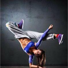Hip hop dancing <3