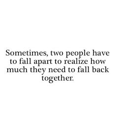 i just hope you realize it soon.