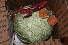 I would love a magic yarn ball!!