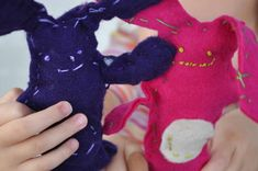 First sewing project for kids