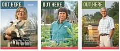 Out Here magazine offers articles on homesteading, gardening and more (FREE)