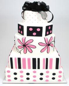 CAKE TWO HUNDRED THREE, Wedding Cakes by Dawna, LLC - http://www.utahcakes.com/caketwohundredthree.html