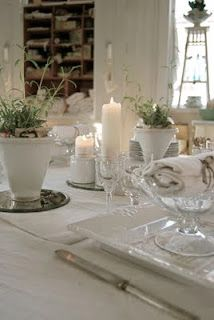 This blog is filled with lovely Cottage Style ideas and vignettes...