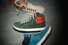 Lacoste L!VE 2012 Holiday Footwear Collection