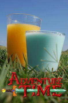 CLICK FOR MORE  adventure time DRINKS | The Drunken Moogle