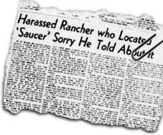 """The """"Roswell Incident"""": The Air Force originally stated a flying saucer was found. They later claimed it was just a weather balloon. You be the judge: http://www.uhaul.com/supergraphics/states/new_mexico/roswell/menu.html. #NewMexico #Roswell #UFO"""