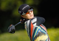 ORLANDO, FL - DECEMBER 05:  Se Ri Pak of South Korea watches her tee shot on the third hole during the final round of the LPGA Tour Championship at the Grand Cypress Resort on December 5, 2010 in Orlando, Florida.  (Photo by Scott Halleran/Getty Images)