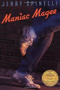 Maniac Magee by Jerry Spinelli. $6.99. Reading level: Ages 11 and up. Publication: November 1, 1999. Publisher: Little, Brown Books for Young Readers; First Paperback Edition edition (November 1, 1999). Author: Jerry Spinelli